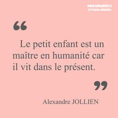 Alexandre Jollien citation