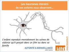 Les NEURONES miroirs, c'est quoi?