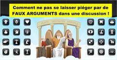 Les FAUX ARGUMENTS