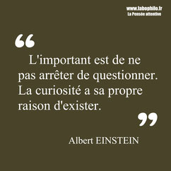 Albert Einstein citation