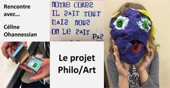 PHILO/ART par Céline OHANESSIAN