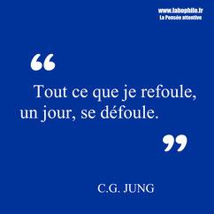 C.G. JUNG citation