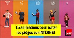 Les Clés du NUMERIQUE: 15 animations