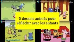 """""""Les Petits philosophes"""": 5 épisodes"""