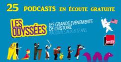 LES ODYSSÉES: podcasts sur le LOUVRE