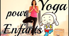 Yoga pour enfants: un conte animalier