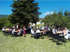 Vignaux - Séjour groupe -Drôme provençale - Le Poët Laval