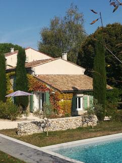 Mas des Vignaux - Drôme provençale - Gite et chambres d'hôtes