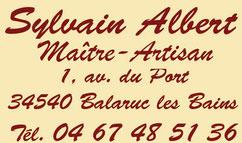 Sylvain Albert Boulanger  Balaruc les bains