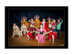 Small world  - Klassiek ballet 1 & 2 jaar