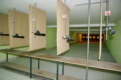 Der 25-Meter-Schießstand für KK und GK