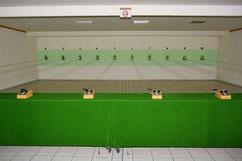 Der 10-Meter Luftgewehrschießstand