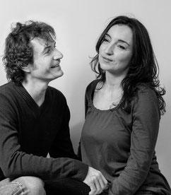 David Lesné et Véronique Antolotti