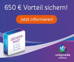 Unitymedia Business Tarif für Geschäftskunden