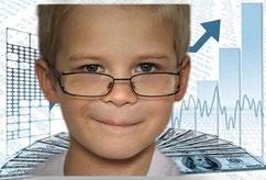 Kind, Wirtschaftsbildung, Kinder forschen, Kinder fördern, #zukunftsstark