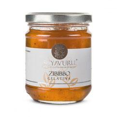 Gelatina de vino ZIBIBBO IGP de Sicilia (8,50€ und)