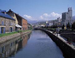 美しい小樽運河