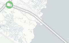Trafic - Le pont entrée de l'ile