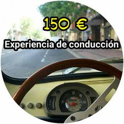Conduce un Seat 600 Madrid