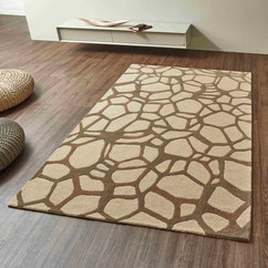 Wollteppiche von Objectflor, Epona Rugs, 100% Pure New Wool,