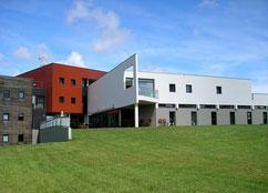Le nouvel EHPAD a ouvert ses portes en 2009.
