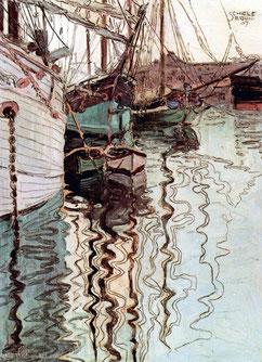 Schile - Nel Porto di Trieste