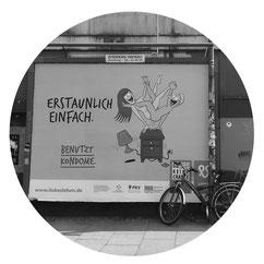 Stefan Wirkus ist Zeichner der Cartoons der Kampagne Liebesleben der BZGA m