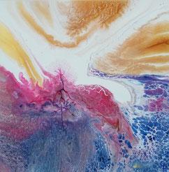 Galambos Rita, acrylic on canvas  meditation art, bildende Künstlerin Malerin Graphic, Illustrator, Painter, Designer, Artist, contemporary art, Vorarlberg Feldkirch Austria