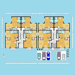 〒001-0032 北海道札幌市北区北32条西2丁目2-6 インテリオーレヴェルデ-InterioreVerde
