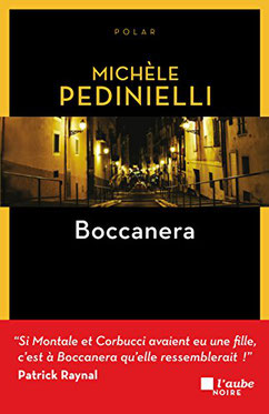 Couverture Boccanera Chronique littérature roman policier suspense femme homosexualité détective guillaume cherel