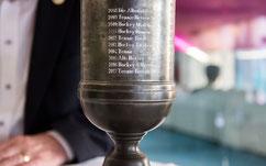 Pokal Mannschaft des Jahres THCAB