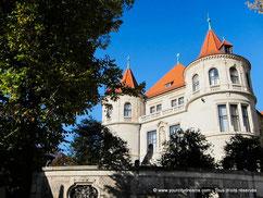 Le musée national de Bavière possède des collections d´art importantes.