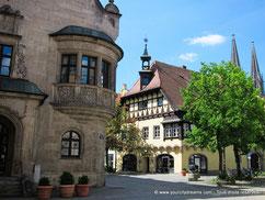 Voyage en Bavière - Ratisbonne au printemps