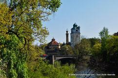 Les rives de L'Isar