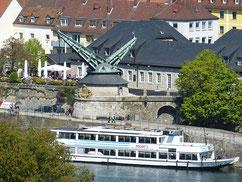 Croisière à Wurtzbourg