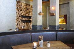 Le Park Café et son intérieur au design moderne