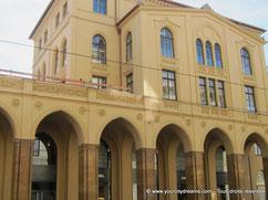 L'architecture néo gothique de Maximilianstrasse, avenue chic de Munich