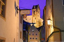 Füssen forteresse