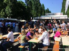 Biergarten Streetlife Festival