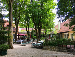 restaurants en Bavière: Menterschwaige à Munich, un Biergarten familial