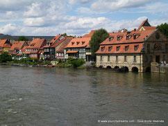 vieille ville Bamberg