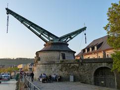 Les quais de Wurtzbourg