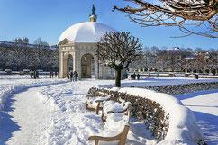 Neige à Munich