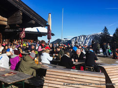 Auberge station de ski