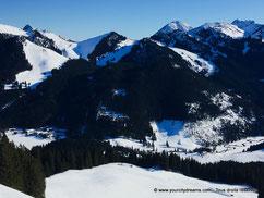 skier Bavière