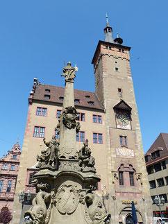 Hôtel de ville de Wurtzbourg