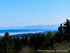 Tourisme en Bavière - Des paysages montagnards magnifiques
