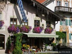 semaine en Bavière