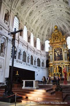 autel de Munich