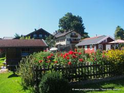 Village bavarois